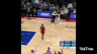 Download Marcus Morris game winning tip-in over his twin brother Markieff Video