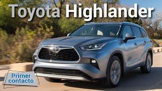 Download Toyota Highlander 2020 - Evoluciona sin perder su esencia | Autocosmos Video