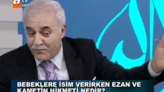 Download Nihat Hatipoğlu - Hz. Muhammed'in Yasakladığı İsimler ( Sahur Özel ) Video