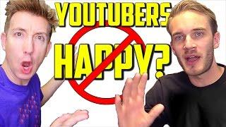 Download Forced Positivity: Are PewDiePie, Casey Neistat & Philip DeFranco NOT Happy? Video