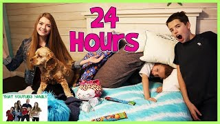 Download 24 HOURS iN AUDREYS ROOM / That YouTub3 Family Video