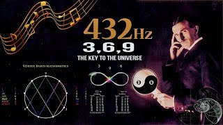 Download 432 Hz – Unlocking The Magnificence Of The 3 6 9, The Key To The Universe Video
