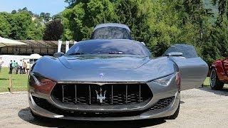 Download Maserati Alfieri Concept - Start & Sound Video