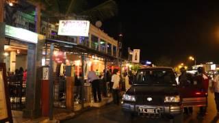 Download Gambie Kololi de nuit / Gambia Kololi by night Video