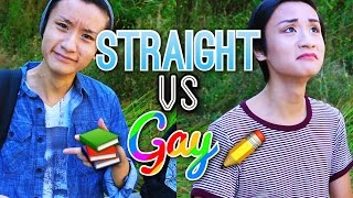 Download Straight vs Gay: Back to School! Video
