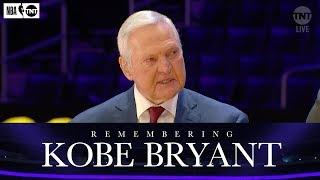 Download Jerry West On Kobe Always Having the Mamba Mentality | NBA on TNT Video