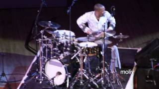 Download Solo by Billy Kilson at the concert Chris Botti's band in Moscow Video