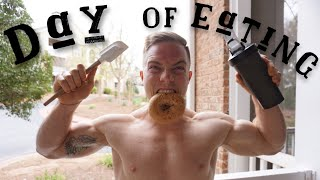 Download CrossFit Games Athlete Day of Eating Video