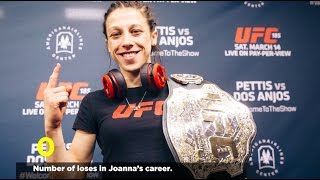 Download UFC 211: Joanna Jedrzejczyk Vs. Jessica Andrade Full Fight Preview - 'By The Numbers' Video