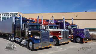 Download 2018 Mid America Trucking Show - Sunday Parade Video