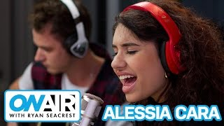 Download Alessia Cara Covers Shawn Mendes ″Stitches″ (Acoustic) | On Air with Ryan Seacrest Video