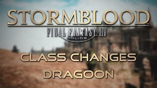 Download Stormblood Class Changes: Dragoon Video