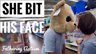 Download Maskimal Attack | Autism Family At Walmart | Behind The Scenes Video