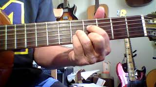 Download Garcia made in Japan 70s $675 chromatic lick in flamenco tuning Video