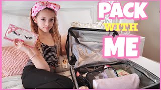 Download PACK WITH ME | TRAVEL ORGANIZATION HACKS | QUINN SISTERS Video