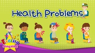 Download Kids vocabulary - Health Problems - hospital play - Learn English for kids Video