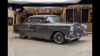 Download 1955 Chevrolet Bel Air For Sale Video