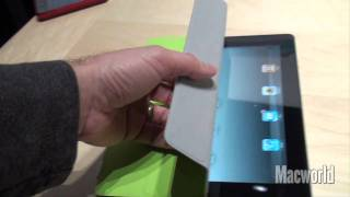 Download Hands On: Up close with the iPad 2 Video