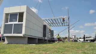 Download Granny Flats - Modular Prefabricated Container Home - The Milan Video