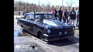 Download Doc Street Beast vs The Ax Man at Nuclear No Prep at Cordova Video
