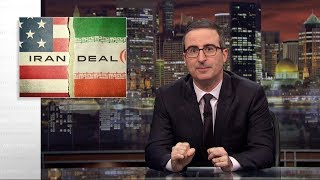 Download Iran Deal: Last Week Tonight with John Oliver (HBO) Video
