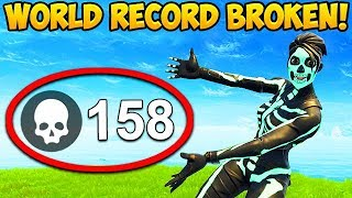 Download 158 KILLS IN 1 GAME! (DISCO DOMINATION) - Fortnite Funny Fails and WTF Moments! #352 Video