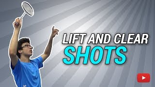 Download Badminton Tips and Tricks - Lifts and Clears (How to Use Finger Power) featuring Camilo Borst Video