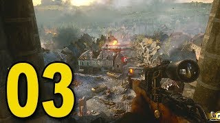 Download Call of Duty WWII - Part 3 - Sniper Overwatch Video