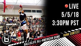 Download Ballislife Dunk Contest Featuring Mac McClung Vs Jamal Harris!! Video