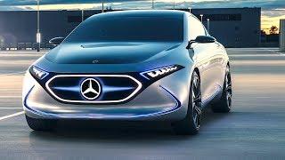 Download Mercedes EQA World Premiere Tesla 3 Vs Mercedes Electric Car Frankfurt 2017 CARJAM TV HD Video