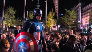 Download Loki vs. Capitan America & Iron Man - (Los Vengadores) - Español Latino HD Video