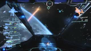 Download Star Citizen Pax East 2014 Live - All of Actual Ingame Scenes (Old) Video
