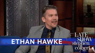 Download Ethan Hawke Knows To Seek Knowledge From Masters Video