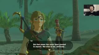 Download The Legend of Zelda: Breath of the Wild playthrough pt139 - Seal Racing/Sandstorm Blackout! Video
