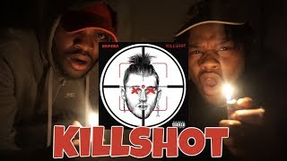 Download Eminem - KILLSHOT - REACTION/BREAKDOWN Video