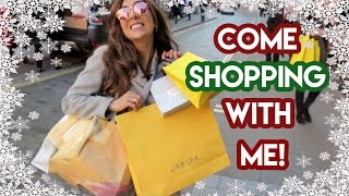 Download COME SHOPPING WITH ME! Vlogmas Day 3 | Amelia Liana Video