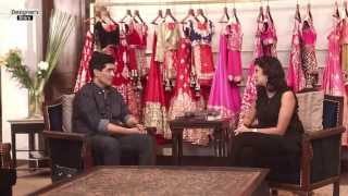 Download Manish Malhotra In Conversation With Sujata Assomull Sippy    Designer's Diary Video
