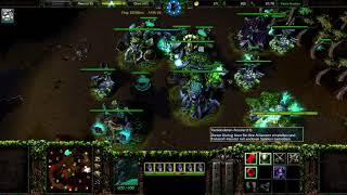 Download Warcraft 3 RT #140 (2v2) Nightelf - Orc vs Human - Human [Deutsch/German] WC 3 TfT by DPoR LP Video