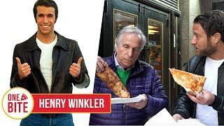 Download (Henry Winkler) Barstool Pizza Review - Big Al's Video