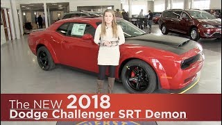 Download All-New 2018 Dodge Challenger SRT Demon - Minneapolis, Elk River, Coon Rapids, St Paul, St Cloud, MN Video