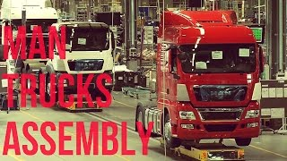 Download MAN Trucks Assembly Line Video