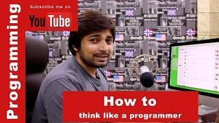 Download How to think like a programmer Video