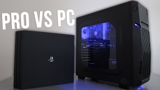 Download PS4 Pro vs $400 Budget Gaming PC 4K (w/ Benchmarks) Video