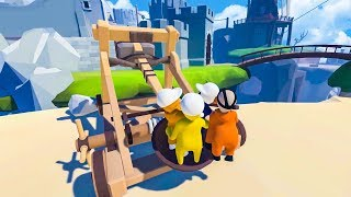 Download CATAPULTING OURSELVES! - HUMAN FALL FLAT Video