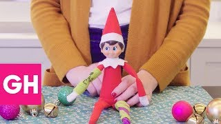 Download Genius Ideas to Give Yourself a Break From Elf on the Shelf | GH Video