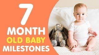 Download 7 Months Old Baby Milestones Video