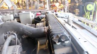 Download Tried to Change Water Pump on Ford F-250 7.3 IDI 1993 Video