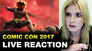 Download Justice League Comic Con Trailer 2017 REACTION Video