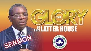 Download Pastor J.T Kalejaiye Sermon @ RCCG December 2018 THANKSGIVING SERVICE Video