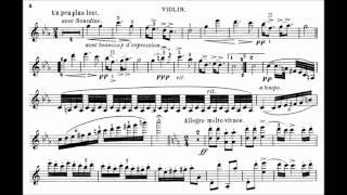 Download Sarasate, Pablo de Zigeunerweisen for violin + orchestra Video